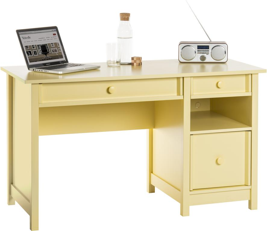 Computer Desk Sherbet Yellow